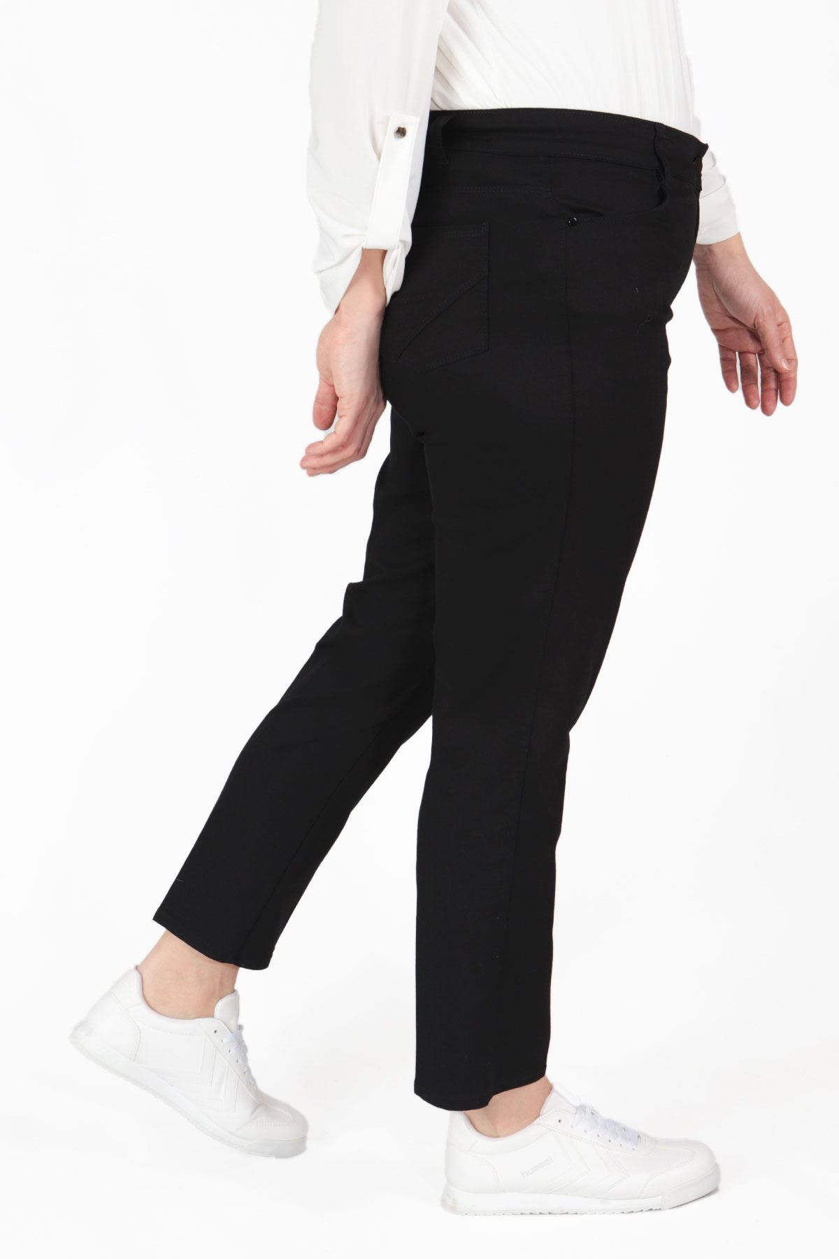 Büyük Beden Pantolon Siyah B480
